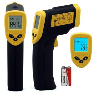 เครื่องวัดอุณหภูมิ Infrared thermometer