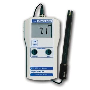 ph meter ในอุตสาหกรรม