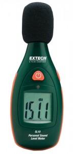 เครื่องวัดความดังเสียง Extech รุ่น SL10