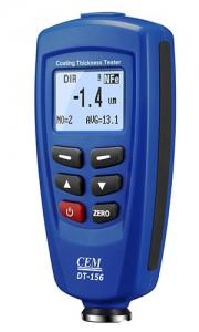 เครื่องวัดความหนาฟิล์มสีและการเคลือบ CEM รุ่น DT-156