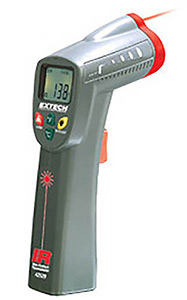 เครื่องวัดอุณหภูมิแบบไม่สัมผัส Extech 42529