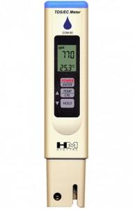 เครื่องวัดค่า EC/TDS Meter แบรนด์ HMDigital รุ่น COM-80