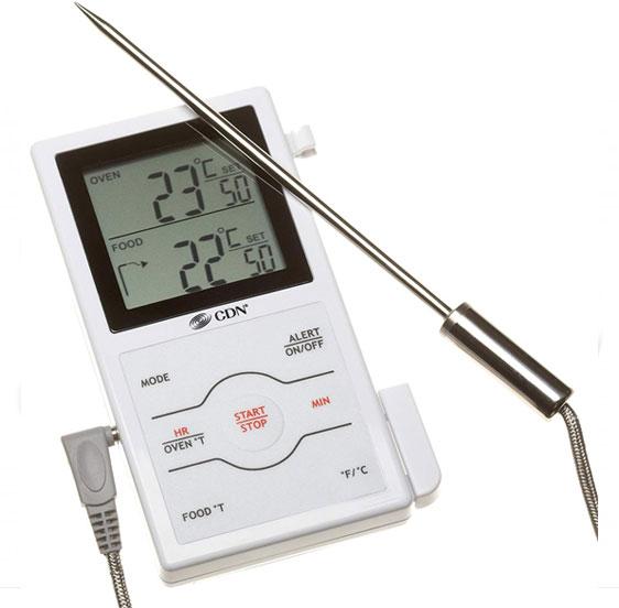 เครื่องวัดอุณหภูมิและความชื้นแบบดิจิตอล--CDN-DSP1