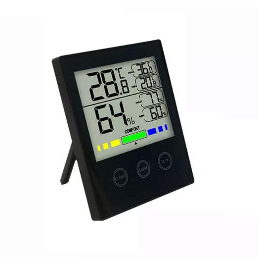 เครื่องวัดอุณหภูมิและความชื้นแบบดิจิตอล-CH-910
