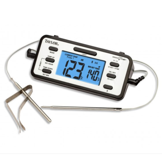 เครื่องวัดอุณหภูมิและความชื้นแบบดิจิตอล TAYLOR 1485