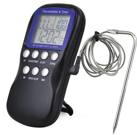 เครื่องวัดอุณหภูมิและความชื้นแบบดิจิตอล-TS-BN55