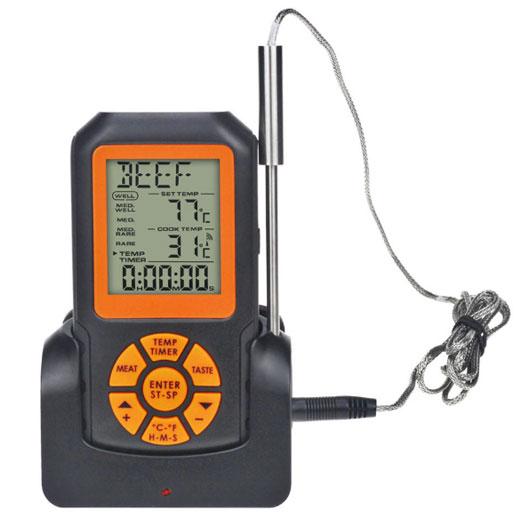 เครื่องวัดอุณหภูมิและความชื้นแบบดิจิตอล-TS-K35