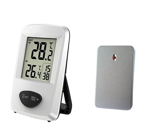 เครื่องวัดอุณหภูมิและความชื้นแบบดิจิตอล--Taylor-1511