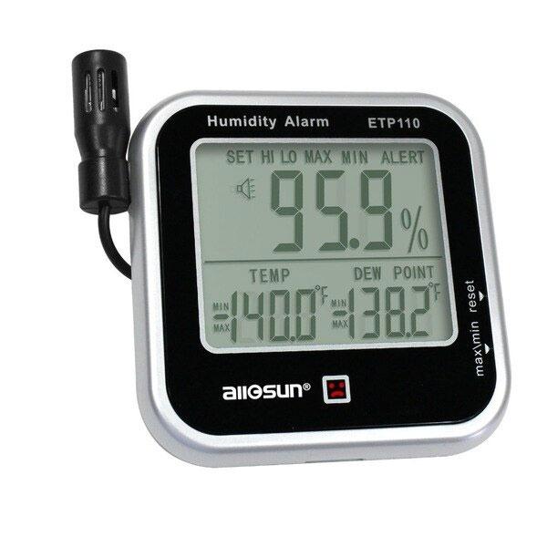เครื่องวัดอุณหภูมิและความชื้นแบบดิจิตอล-all-sun-ETP110